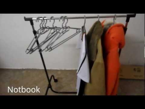 kleiderwagen   تعليق الملابس