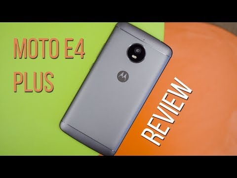 , title : 'Motorola Moto E4 Plus Review'