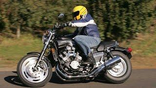 9. 2004 Yamaha V-Max First Ride - MotoUSA