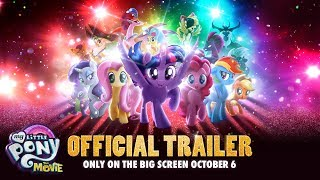 Nonton My Little Pony  The Movie  2017  Official Trailer     Emily Blunt  Sia  Zoe Saldana     In Theaters 10 6 Film Subtitle Indonesia Streaming Movie Download