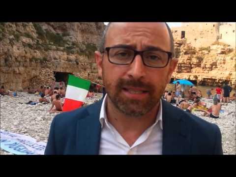 Il consigliere regionale Damascelli contro le trivellazioni a Polignano