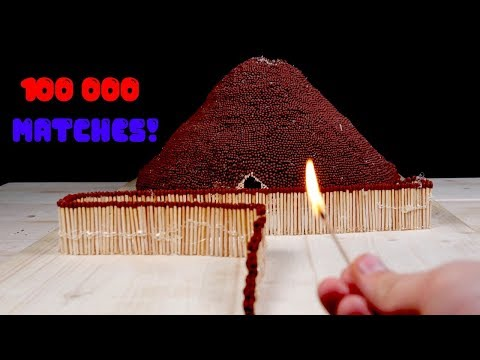 Match Chain Reaction Amazing Fire Domino VOLCANO ERUPTION - Thời lượng: 3:50.