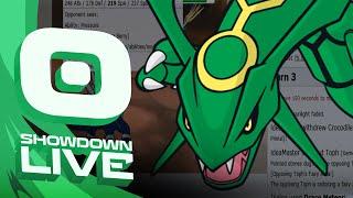 Pokemon |OR/AS| Ubers Showdown Live w/PokeaimMD! - Ep 49: CB RAY by PokeaimMD