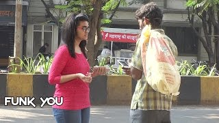 Video Beggar with iPhone Prank by Funk You (Pranks in India) (English Subtitles) MP3, 3GP, MP4, WEBM, AVI, FLV April 2018