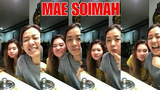 Video SOIMAH makan bersama keluarga dan Putrinya MASIDAYU dari MALAYSIA MP3, 3GP, MP4, WEBM, AVI, FLV April 2019