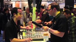 Live! From NAMM 2013: BEHRINGER X32 Compact