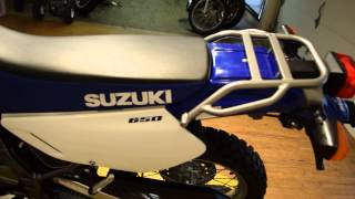 5. 2006 Suzuki DR650 for sale at Monster Powersports