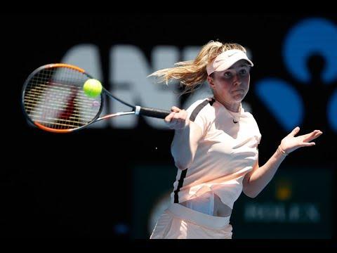 Юрий Сапронов: Открытый чемпионат Австралии по теннису (видео)