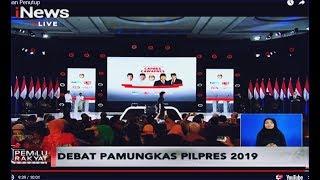 Video Pernyataan Penutup: Jokowi Ajak Optimistis, Prabowo Singgung Freeport - Pemilu Rakyat 13/04 MP3, 3GP, MP4, WEBM, AVI, FLV April 2019