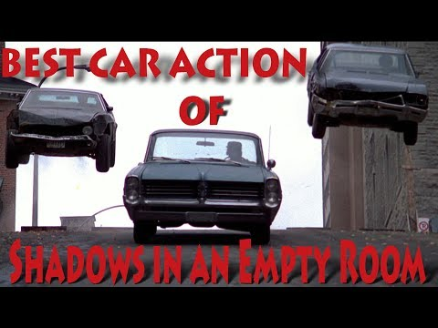 Best Car Action of Shadows in an Empty Room
