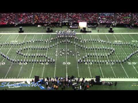 University - 2015 Honda Battle of The Bands HBOB http://hondabattleofthebands.com/ Georgia Dome Atlanta, GA January 24, 2015 - Alabama State University,