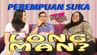 Video PEREMPUAN SUKA LONG MAN? - Buruk/Cantik w/ Pink Azwan @ Pak Long MP3, 3GP, MP4, WEBM, AVI, FLV Juli 2018