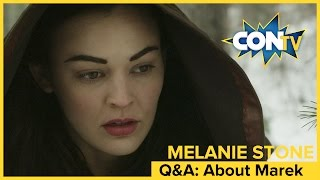 MYTHICA: How She Created Marek - Only on CONtv