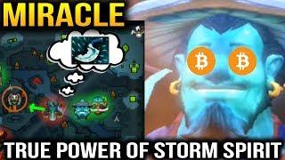 Video Miracle- Storm Spirit - His Game Sense is Beyond Godlike Dota 2 MP3, 3GP, MP4, WEBM, AVI, FLV Juli 2018