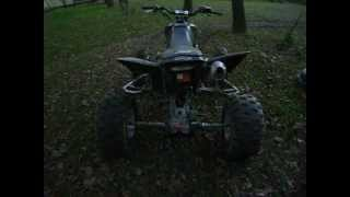 6. Honda 2006 TRX 450R ER