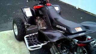 10. Honda trx 400ex 2007