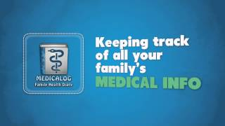 Medicalog for Families YouTube video