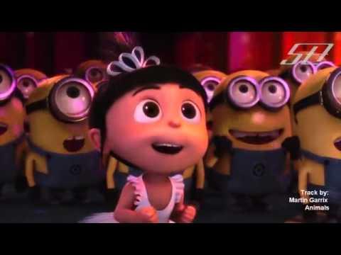 Minions Musik (Animals)
