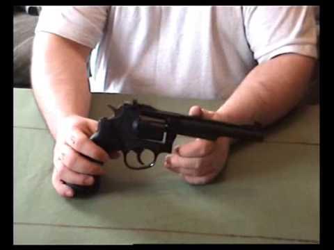 0 Пневматический пистолет револьвер Diana R357