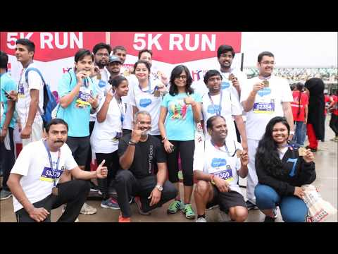 Airtel Hyderabad Marathon 5K RUN