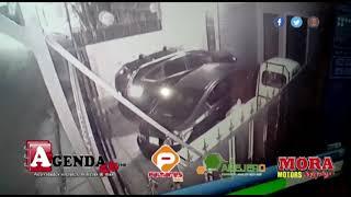 SFM: Video muestra robo en vehículo Julio 2018