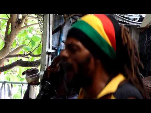 rastafarian - I candid look into the world of Father Culture - Rastafarian in Kingston Jamaica.