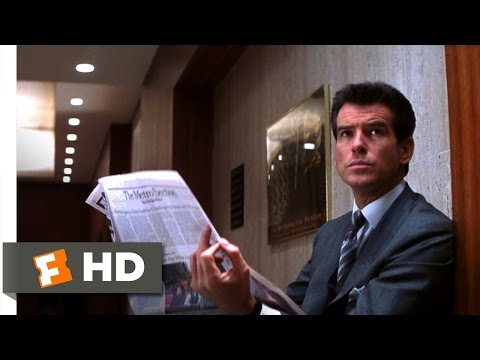 The Thomas Crown Affair (1999) - Master Monet Thief Scene (1/9) | Movieclips