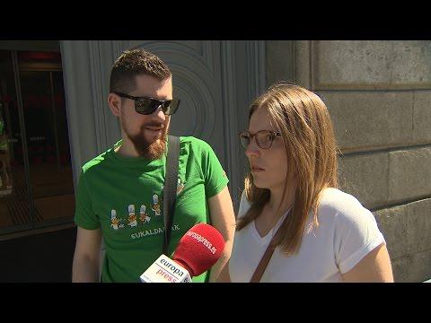 Ampeln & Gender in Madrid
