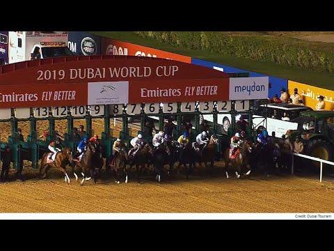 Λάμψη και γοητεία στο Παγκόσμιο Κύπελλο του Ντουμπάι    …