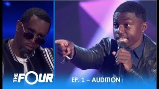 "Video Quinton Ellis: This Talented Kid Reminds ""Diddy"" Of a Young Usher! 