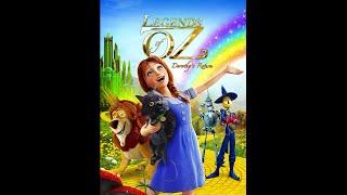 Legends of Oz: Dorothy's Return (2014) Movie Rant