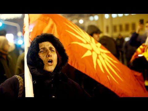 Nord-Mazedonien ist die neue Bezeichnung des Staates Mazedonien