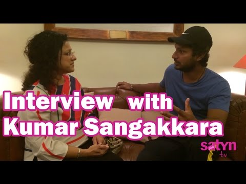 Sangakkara Masterclass - a chat with the Sri Lankan legend