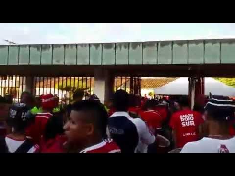 Baron rojo sur 12-07-2015 parte 2 - Baron Rojo Sur - América de Cáli