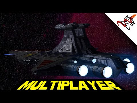 Star Wars: Republic At War MOD - 3vs2 NOT SO UNBALANCED | Multiplayer Gameplay