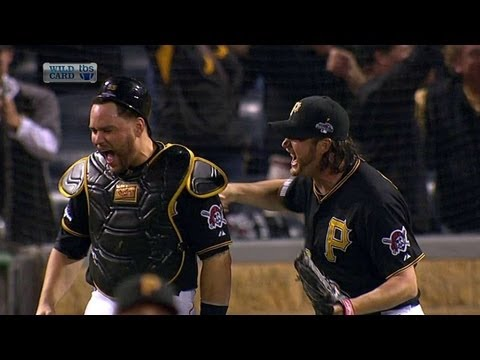 Video: Grilli gets final out, sends Bucs to NLDS