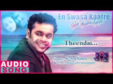 Video Theendai Full Song | En Swasa Kaatre Tamil Movie Songs | Arvind Swamy | Isha Koppikar | AR Rahman download in MP3, 3GP, MP4, WEBM, AVI, FLV January 2017
