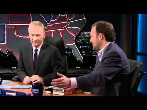 Bill Maher vs. an intelligent Christian (Maher loses). *mirror*