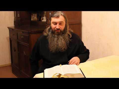 Беседа на чтение Апостола в Неделю о блудном сыне. 2015.02.08