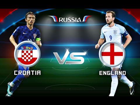 England Vs Croatia  || 1- 2 || Highlights || 2018 || FiFA World Cup 2nd  Semi-Final || Russia
