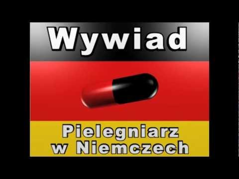 Pielęgniarz Na Youtube - nr°8 - Pielęgniarz w Niemczech