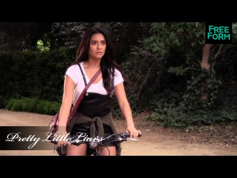 Pretty Little Liars | Season 6, Episode 6 Sneak Peek: Emily & Mr. D | Freeform