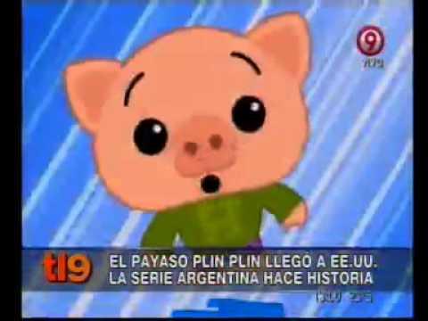 El Payaso Plim Plim, un Héroe del Corazón en USA. Canal 9