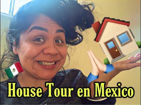 Tour de la 🏠 Casa En Mexico 🇲🇽🙏🏼