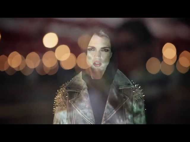 Ruby Rose & Gary Go  - Guilty Pleasure [Official Music Video]