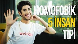 Video Homofobik 5 İnsan Tipi   Arda Bektaş MP3, 3GP, MP4, WEBM, AVI, FLV November 2018