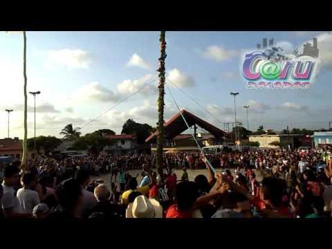 Abertura Festividade de São Sebastião 2012 - Carutapera MA