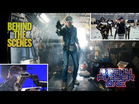 Ready Player One (2018) - Behind The Scenes