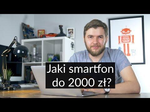 5 najlepszych smartfonów do 2000 zł (2018)