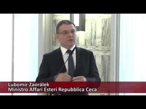 Video: Italia – Repubblica Ceca: priorità Ue condivise